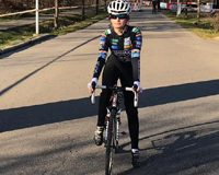 Marie-Louise bei der Cross RG