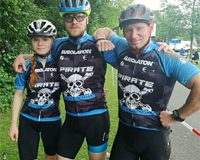 Arnsberger MTB Marathon mit Team Pirate Hückeswagen