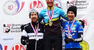 Landesmeisterschaft der Nordverbände Cyclocross mit Thomas Z.